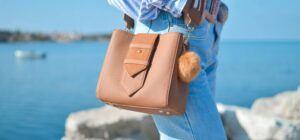 Естествена или еко кожа за дамска чанта